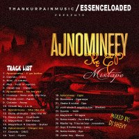 royal dj shevy - AJNOMINEEY - THE EP MIXTAPE