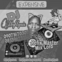 DJ mightymix - 8, O Clock Refix By Oladips