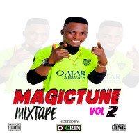 DJGRIN - MAGICTUNE-VOL2-MIXTAPE
