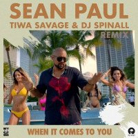 Tiwa Savage x DJ Spinall x Sean Paul - Comes To You (Remix)