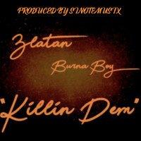 SinoteMusix - SinoteMusix X Zlatan X Burnaboy - Killin Dem (Instrumental Refix)