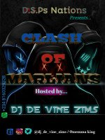 naira marley x zlatan x dj kaywise x dj lambo x mr real x slimcase,cdq x lil kesh and many more. - DJ DE VINE In CLASH OF MARLIANS MIXTAPE