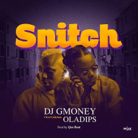DJ G-Money - Snitch (feat. Oladips)