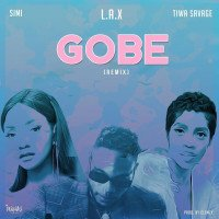 L.A.X - Gobe (Remix) (feat. Tiwa Savage, Simi)