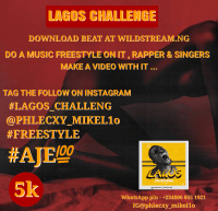 Phlecxy mikel - Lagos Challenge