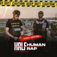 Oladips - Half Human Half Rap (feat. Akeem Adisa)