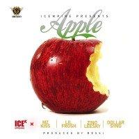 Ice K - Apple (feat. Mz Kiss, Lil Frosh, Zinoleesky, Dollarsyno)