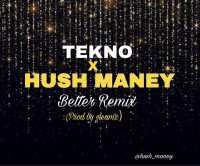 Tekno- - Better(remix) (feat. Hush maney)