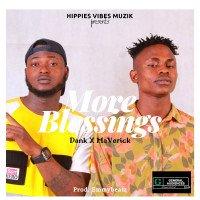 Dank - More Blessings (prod. EmmyBeatz) (feat. MaVerick)