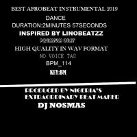 DJ Nosmas - Premium Afro Beat Instrumental | Prod By DJ Nosmas