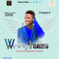 Freshkid Alhaji - Winning Team