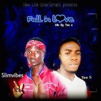 Slimvibes ft Mr tee s - Fall In Love ❤️