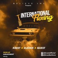 Zlatan x KREST x Quest - International Flexing