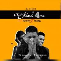 Victor AD - Stand 4Me (feat. Dj Clovis)
