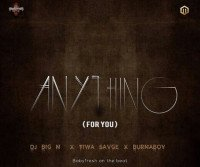 Burna Boy x DJ Big N x Tiwa Savage - Anything For You