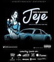 GMG - Jeje (feat. Badniss)