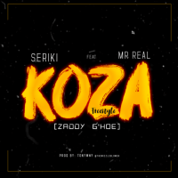 Seriki - Koza (Freestyle) (feat. Mr. Real)