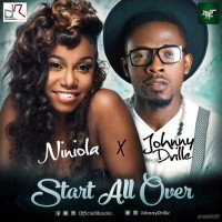 Johnny Drille x Niniola - Start All Over