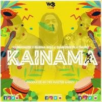 Burna Boy x Harmonize x Diamond Platnumz - Kainama