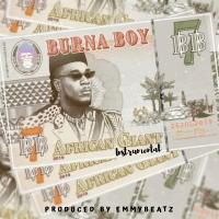 Emmybeatz - Burna Boy - African Giant Instrumental (Prod. EmmyBeatz)