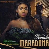 DJ Nosmas - Niniola Maradona(Afrobeat Version)Prod By DJ Nosmas