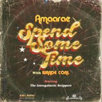 Amaarae - Spend Some Time (feat. Wande Coal)