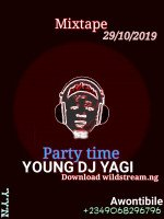 YOUNG DJ YAGI - PARTY TIME YOUNG DJ YAGI
