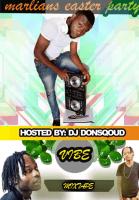 DJ donsqoud - Marlians Easter Party Mixtape