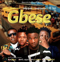 DJ Mikiano x Mr Real x Terry Apala x Small Doctor - Gbese