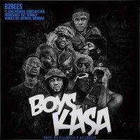 R2bees - Boys Kasa (feat. Kwesi Arthur, Medikal, King Promise, Darkovibes, RJZ, Spacely, Humble Dis, B4Bonah)