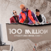 Jaypizzle - 100 Million (feat. Logos, Mr. Real, Danny S)