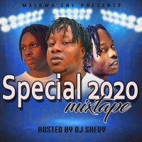 royal dj shevy - 2020 Special Mixtape