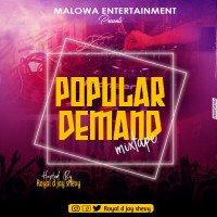 royal dj shevy - POPULAR DEMAN
