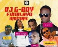 DJ G-BOY - FUNMILAYO FT  CALWIZ x ZLATAN,NAIRA MARLEY x TIWA SAVAGE x TECKNO - FUNMILAYO