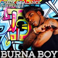 Burna Boy - Check & Balance