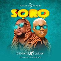 Cprince - Soro (feat. Zlatan)