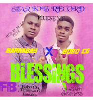 Bobo cg - Blessings (feat. Barnabas)