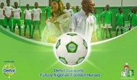 Waje x 2Baba - Dettol Future Football Heroes
