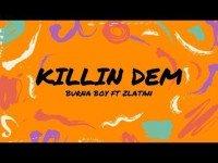 DJ Nosmas - Burna_Boy_x_Zlatan_Killin_Dem_Instrumental