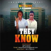 Boy T-brown - THEY KNOW