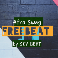 Skye Beat - (Freebeat) Afro Swag (Davido, Mayorkun, Kidi And Runtown Type Beat)