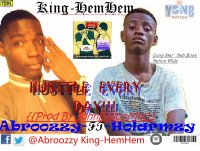 Abroozzy - Hustle Every Day