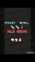 Speezy Wyhll - MLS Geng