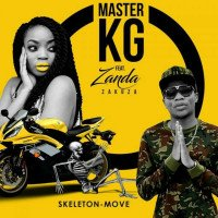DJ Nosmas - Instrumental:Master KG Ft. Zanda Zakuza-Skeleton Move(Reprod By DJ Nosmas)