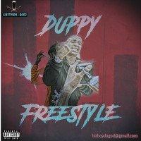 Hitman - Duppy Freestyle