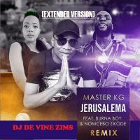 masterkg - Jerusalema (extended Version) By Dj De Vine Zims X Master Kg