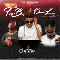 Fireboy X OMAH LAY - DJ Slimitee Best Of Fireboy X Omah Lay 2020 Mix