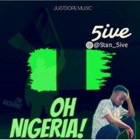 5ive - Oh Nigeria