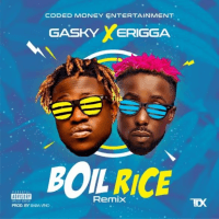 Gasky - Boil Rice (Remix) (feat. Erigga)