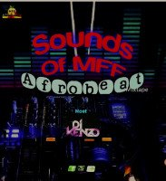Dj Kenzo - Sounds Of MFF (Afro-Fusion) Mixtape